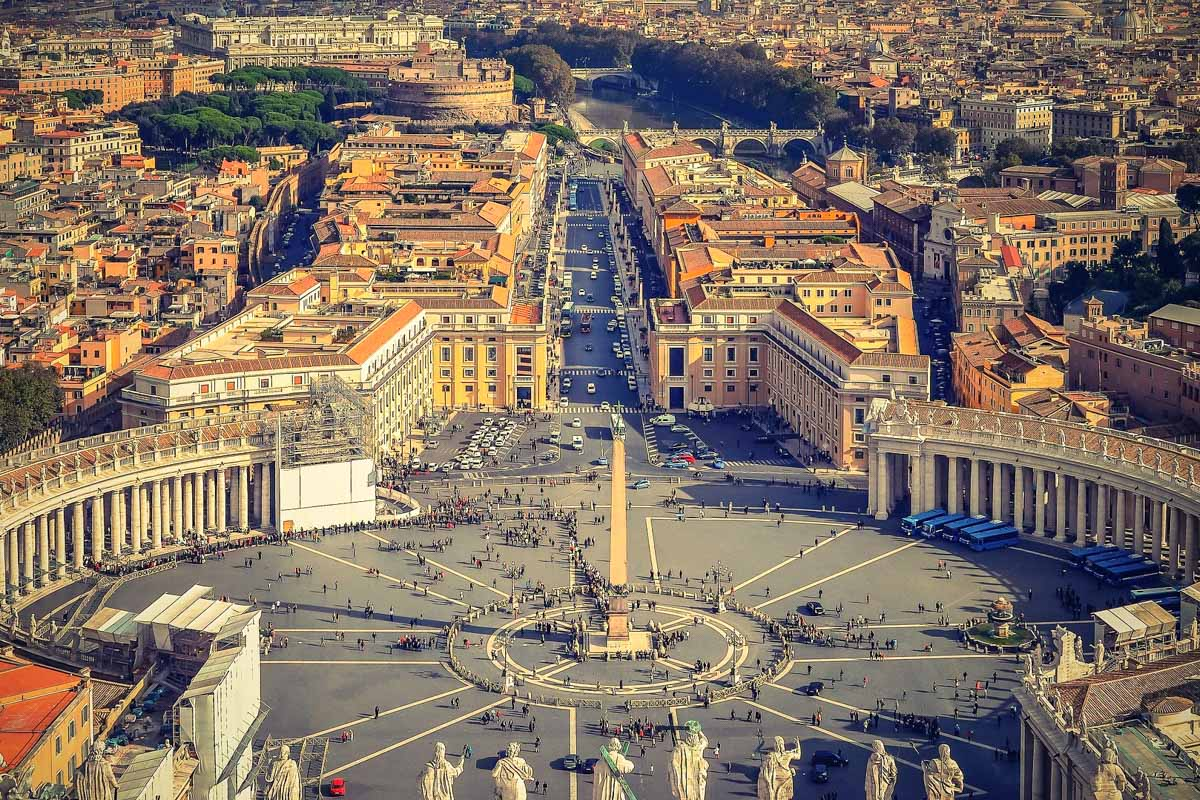 St. Peter's Basilica Rome